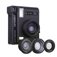로모 인스턴트 오토맷 플라야쟈뎅(블랙) - 렌즈킷