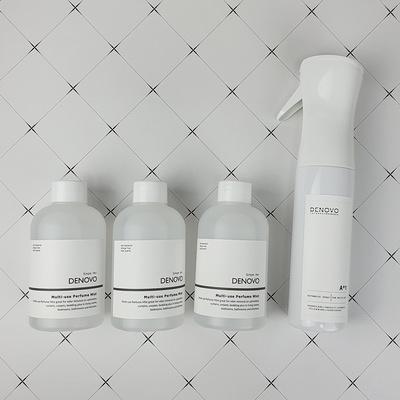 디노보 천연 섬유탈취제 3종 선물세트(그린티,화이트머스크,아쿠아후레쉬)