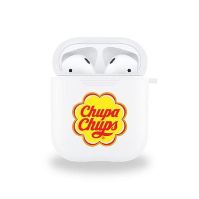 에어팟1.2세대 실리콘 케이스(생귄 X Chupa Chups)