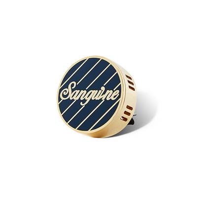 Sanguine Jewelry Clip NavyblueStripeB - 생귄 쥬얼리클립 네이비블루스트라이프B