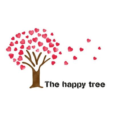 스텐실 도안(ST-2215) 행복나무