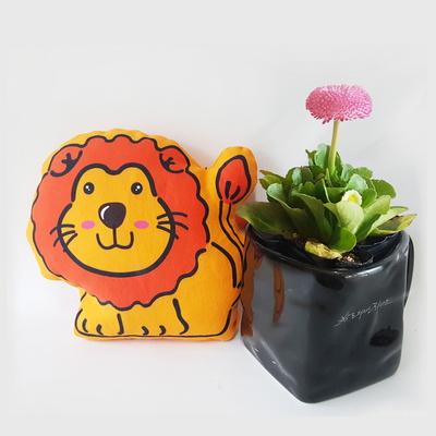 DIY 패브릭 인형만들기-사자