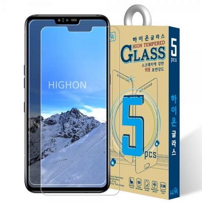 하이온 LG V50 씽큐용 액정보호필름 강화유리 5매