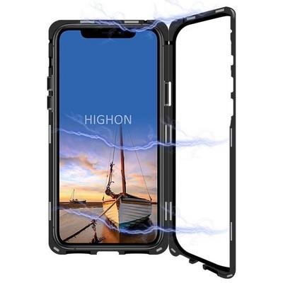 아이폰11PRO MAX 마그네틱 하이 쉴드 메탈 범퍼케이스