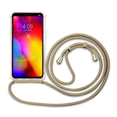 LG V40 넥클리스 핸드폰 목걸이 케이스 끈 포함