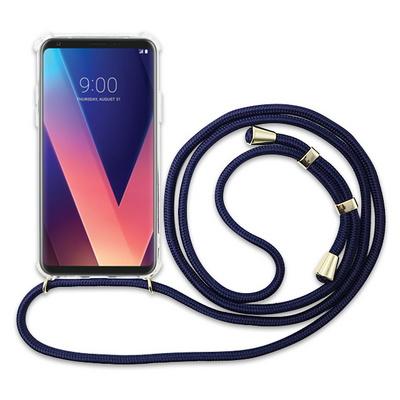LG V30 넥클리스 핸드폰 목걸이 케이스 끈 포함