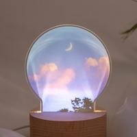 구름달 무드등 LED액자 수면등 취침등