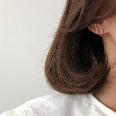 14K 이어커프 귀걸이