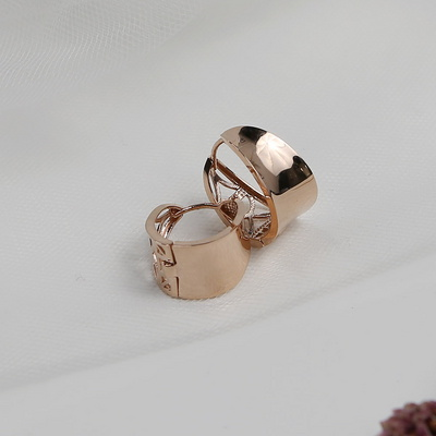 14K 민자 원터치 귀걸이