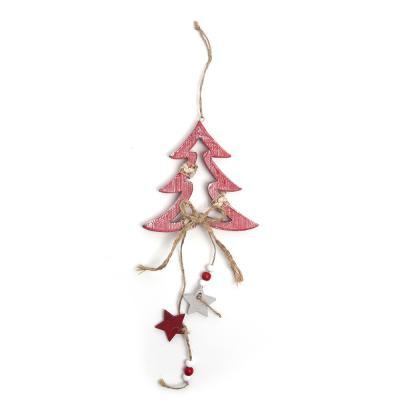 내츄럴 레드트리 나무 장식/크리스마스장식 오너먼트
