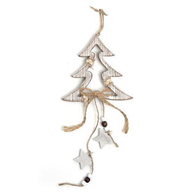 내츄럴 화이트트리 나무 장식/크리스마스 장식소품