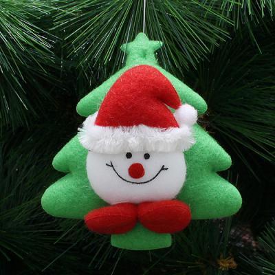 눈사람 트리장식(10.5cm) 크리스마스미니인형