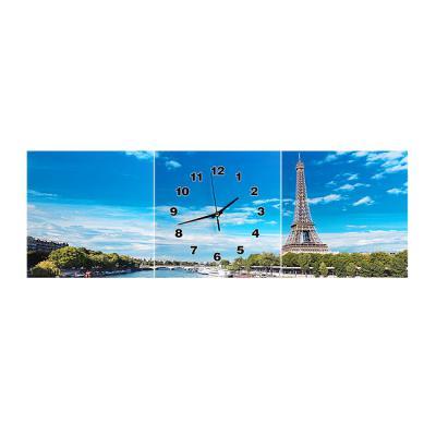 에펠탑 인테리어 디자인 고급 벽시계