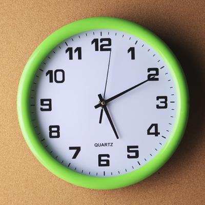 모던 칼라 원형 벽시계/인테리어시계 벽걸이시계