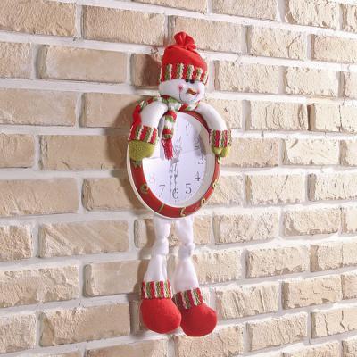 윈터 눈사람 벽시계(59cm) 인테리어 벽시계 장식