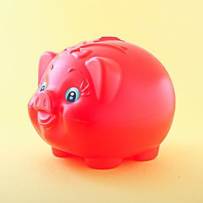 탤런트 돼지저금통(대)