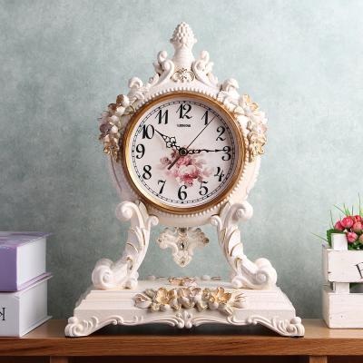 [아트피플-A201]로코코 쥬얼리 탁상시계/인테리어시계