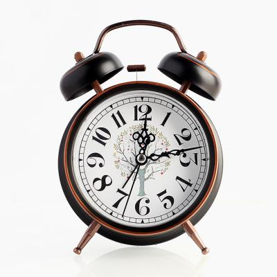 시끄러운 인테리어 탁상시계/알람시계