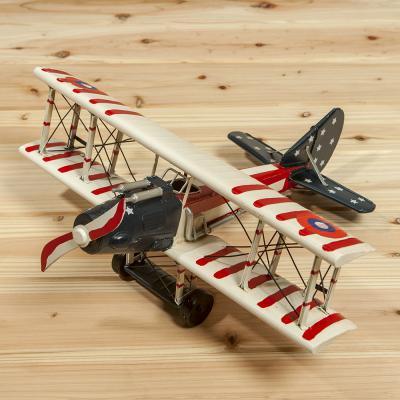 [아트피플-A86]철제 모형 비행기/엔틱소품 비행기모형