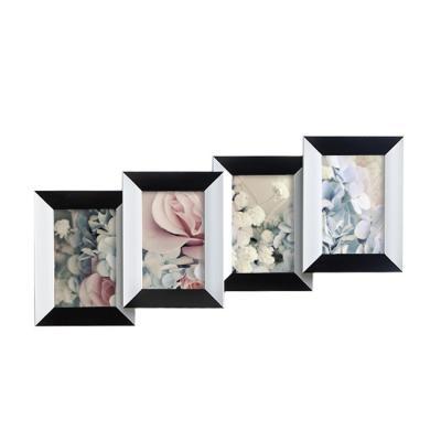 갤러리 인테리어 사진액자(4×6)(계단형)/벽걸이액자
