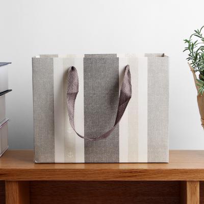 라인 닻 쇼핑백 5p/선물포장 기프트 선물백 종이가방