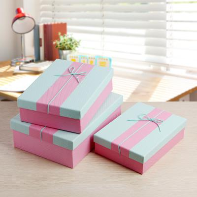모아 선물상자 3종/선물포장 기프트박스 선물케이스