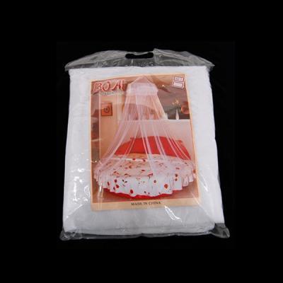 럭셔리레이스 사각 모기장/아기 침대 대형 캐노피