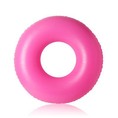 SUMMER 손잡이 원형튜브(핑크)(100cm)/성인용 대형튜브