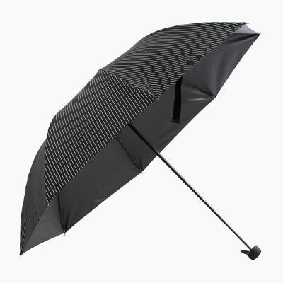 스트라이프 3단 우산 겸 양산/UV차단 3단우산 접이우산