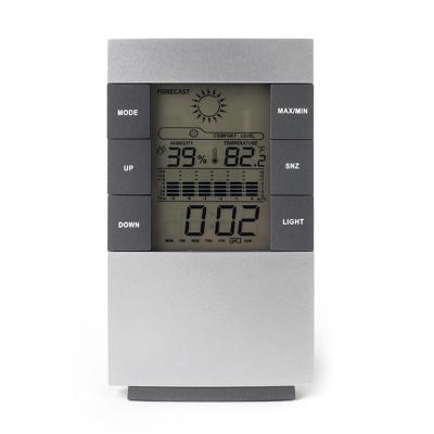 디지털 탁상시계/온도 날짜 알람시계 무소음시계