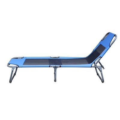 접이식 야전침대/3단각도조절 간이침대 캠핑침대
