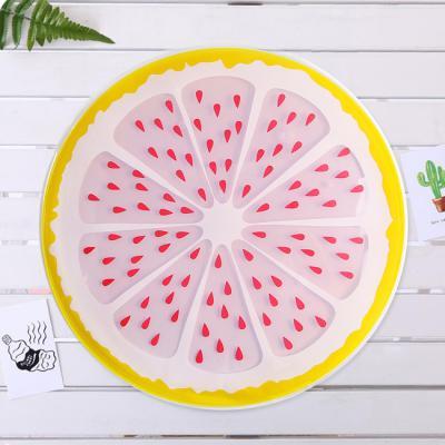 상큼 과일 아이스방석/여름방석 쿨방석 여름차량방석