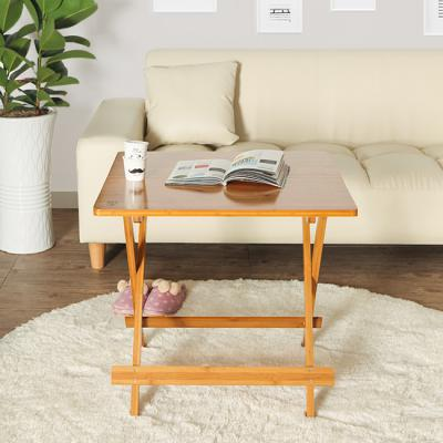모던 접이식 사각 테이블/탁자 거실테이블 티테이블