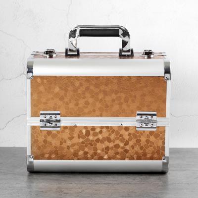 2단 메이크업박스/미용가방 휴대용 화장품가방