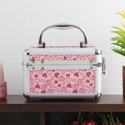 샤이니 메이크업박스/미니화장대 네일가방 화장품가방