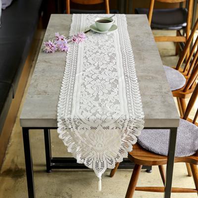 로맨틱 레이스 테이블러너(33x183)/식탁매트 식탁 러너