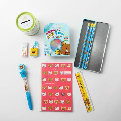 리락쿠마  어린이 문구세트/초등학생선물 학용품세트