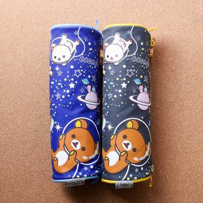 리락쿠마 캐릭터 봉제필통/화방납품용 학원납품용