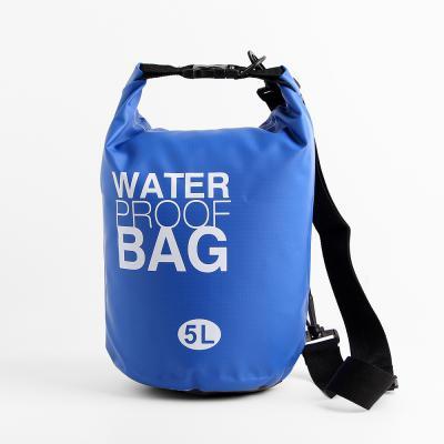 5L 물놀이 방수비치백/드라이백  수영가방
