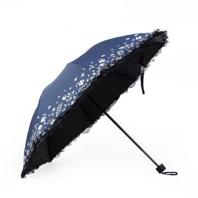 튼튼한 3단 우산겸양산/자외선차단