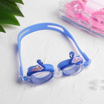 어린이 물안경/여름 물놀이용 수경 수영안경 수영고글