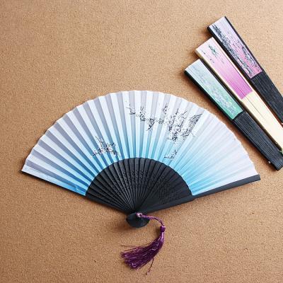 동양화 대나무 부채/전통부채 접이식부채 여름부채