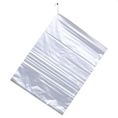 흰색 평판 비닐봉투 50매/50리터 야채봉투 쓰레기봉투
