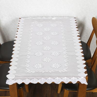 레이스 테이블보 식탁보 (80x140cm)