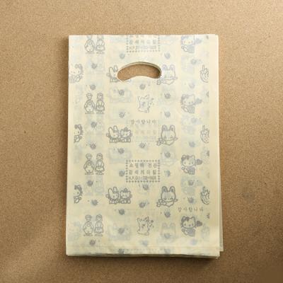 100p 양장비닐봉투(베이지)(22)