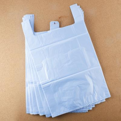 100p 비닐봉투(연청색-4호)