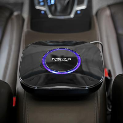 터보 자동차 공기청정기