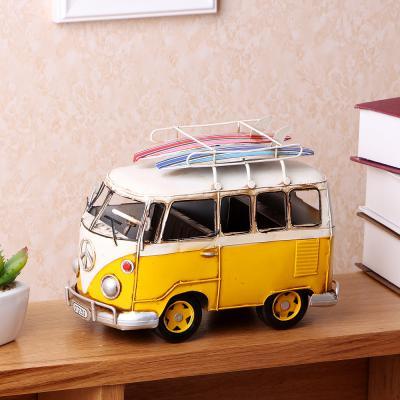 인테리어소품 자동차 모형 버스