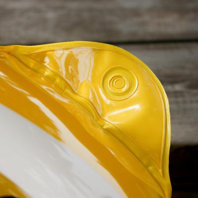 후르츠 어린이 튜브(7~9세)(레몬)(70cm) 국산 캐릭터튜브