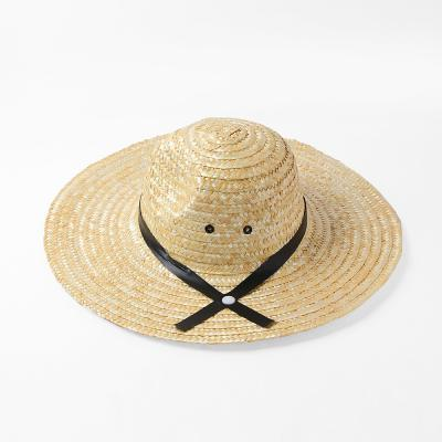 왕골 밀짚 모자/농사모자 여름모자 정글모자 남자모자